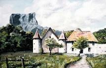 76-mont-aiguille-et-le-chateau-de-passiere