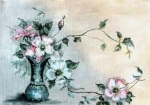 87-fleurs-sur-fond-beige